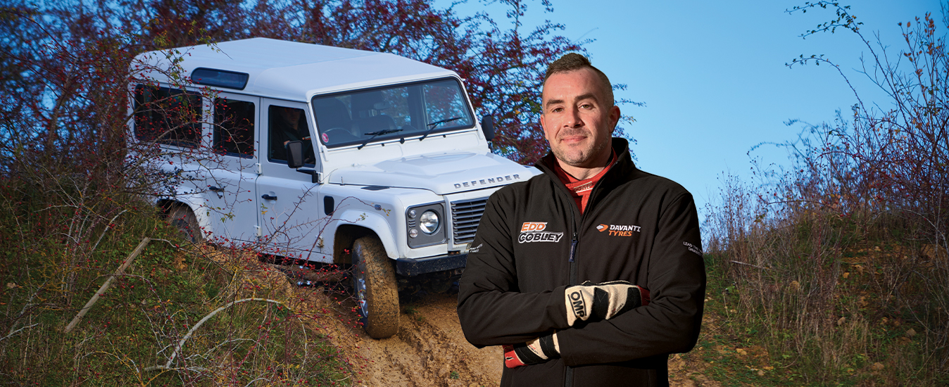 Edd Cobley's Beginners Guide to Off-Roading