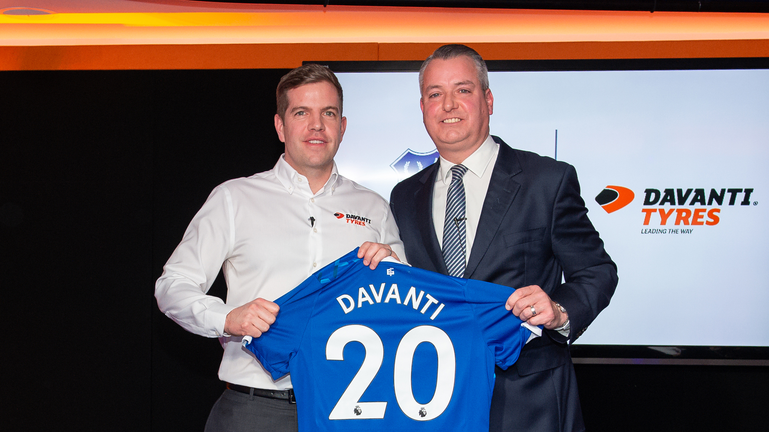 Everton Football Club and Davanti announce expanded multi-year commer...