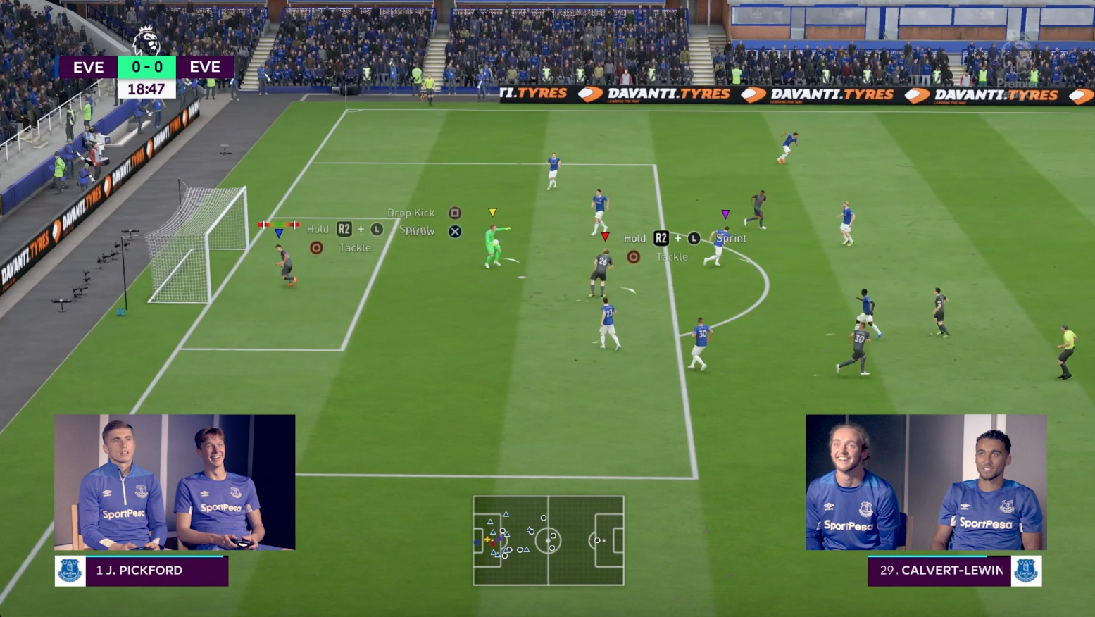 Davanti Scores a Stunning Goal with World's Leading Video Game F...