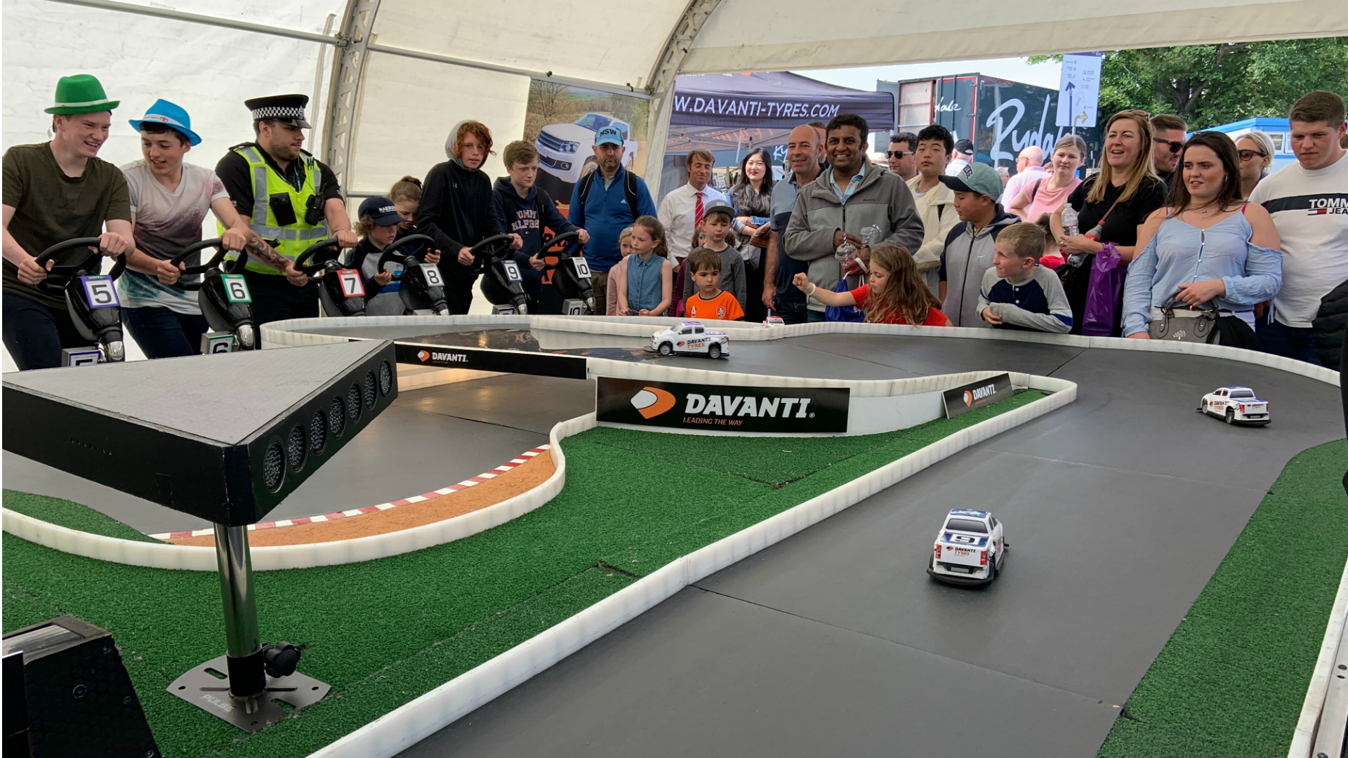 Royal Highland Show a huge success for Davanti Tyres