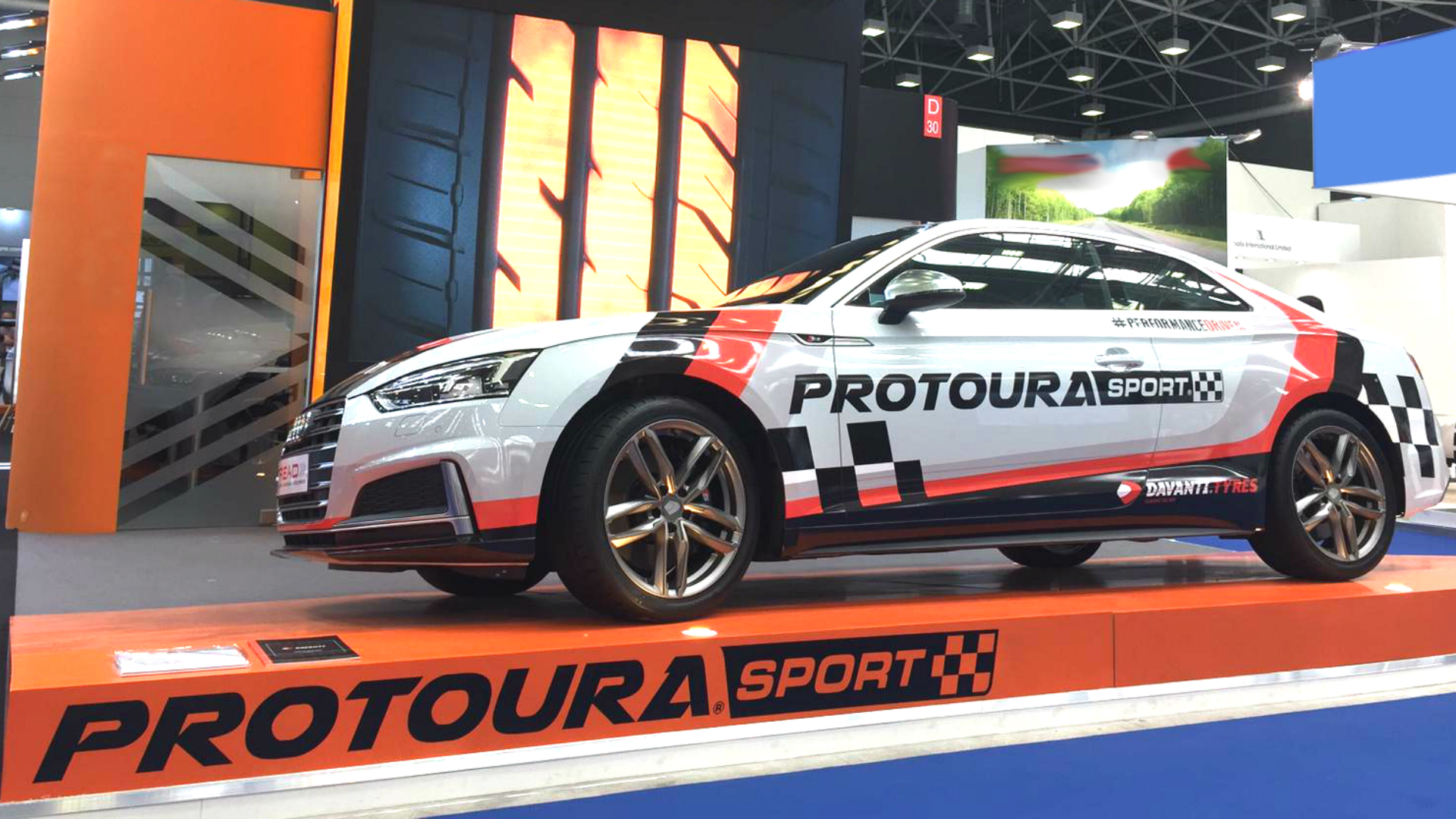 New generation of Davanti Tyres to star at Automechanika Dubai