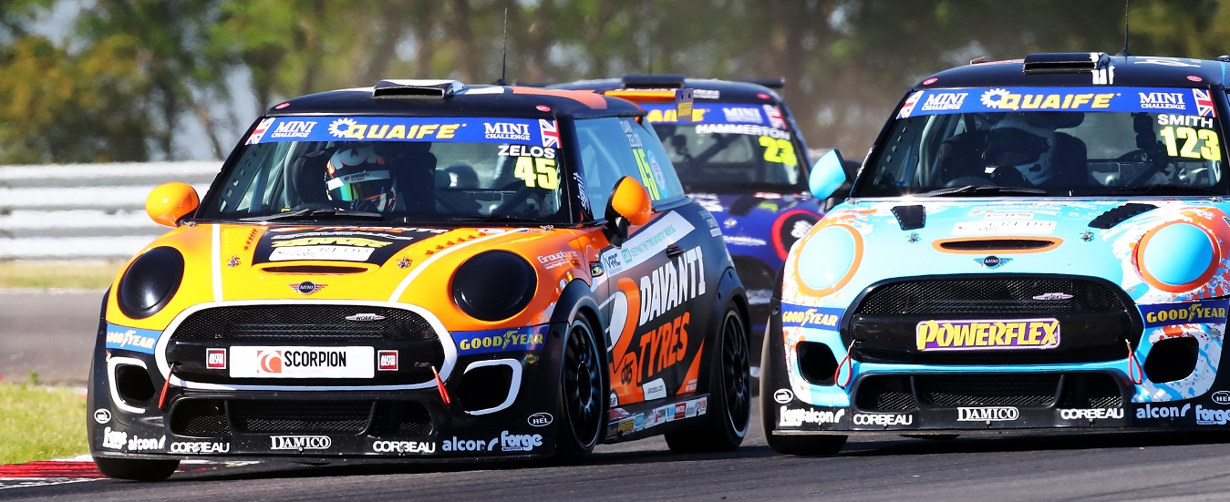 Zelos underlines title credentials with hard-fought top five triple in Mini Challenge